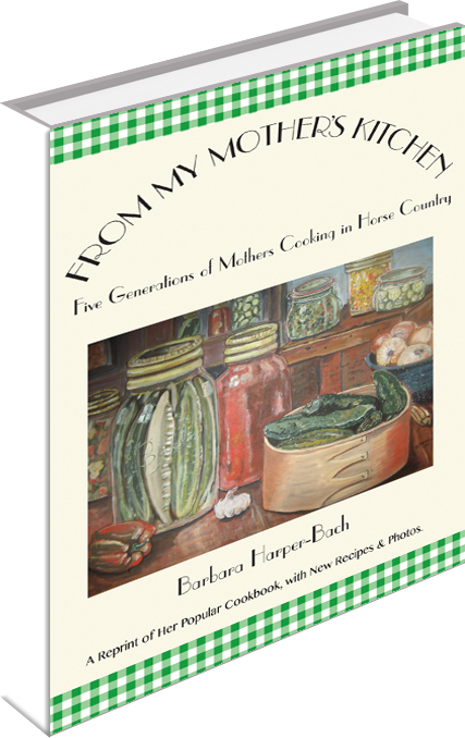 From My Mother's Kitchen Reprint