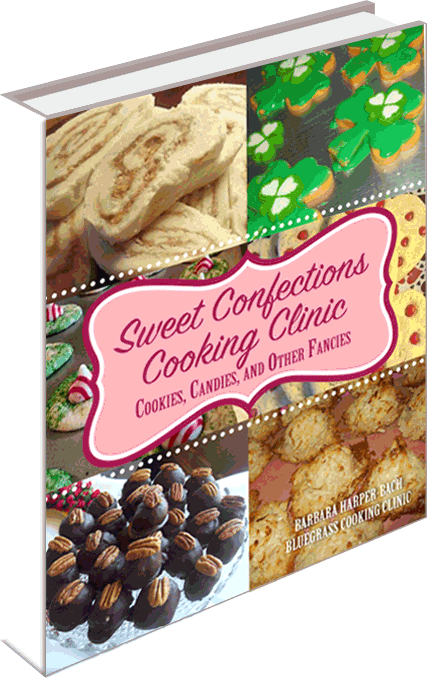 Sweet Confections Cooking Clinic